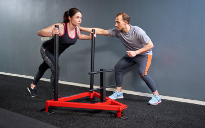 Should you be working with a Personal trainer